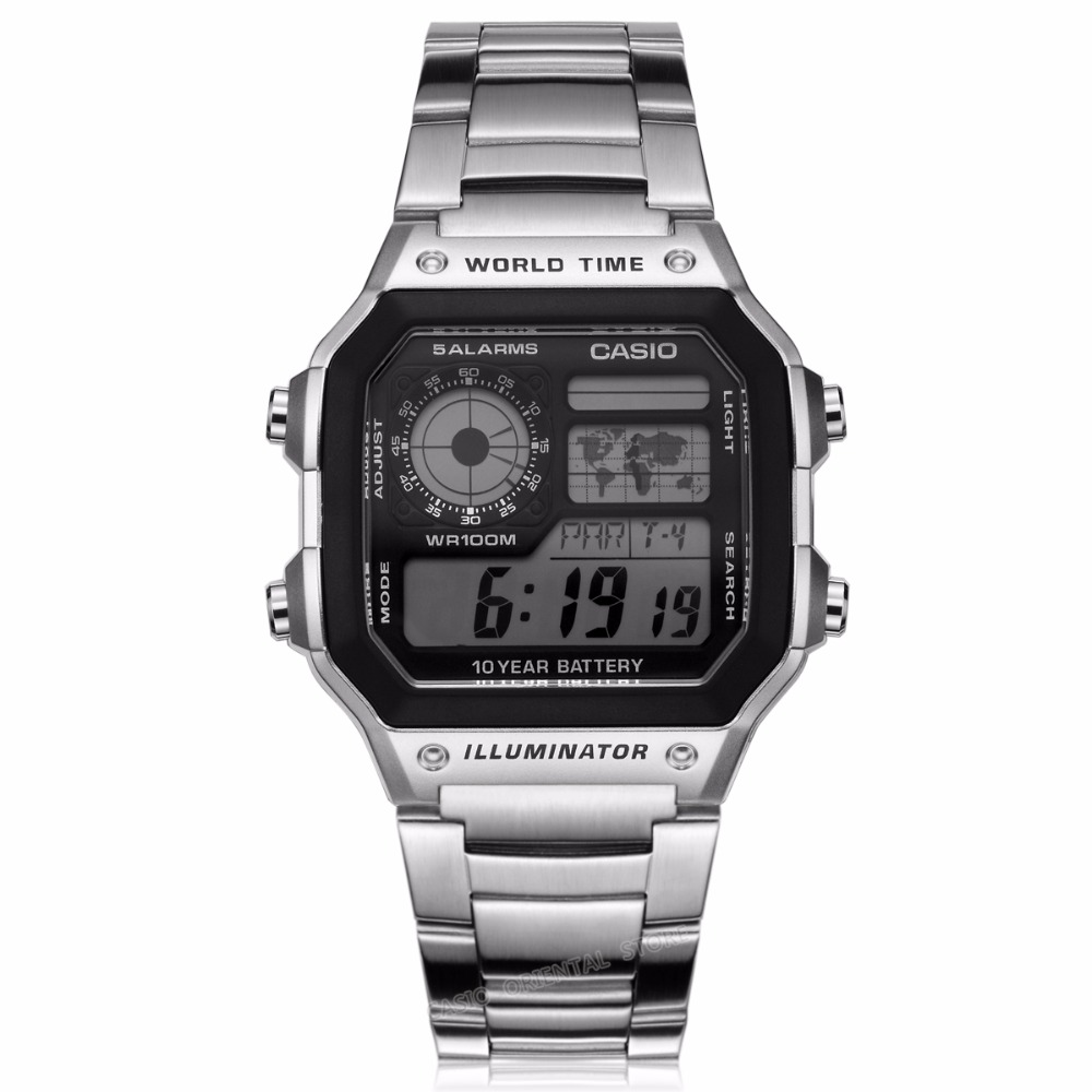 Online Buy Wholesale watches casio from China watches ...