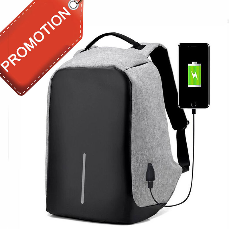 USB Charging Design School Backpack Men Business Laptop Backpacks Teenager Fashion Male Mochila  Anti-theft Bags for Trip Bag men usb charge backpack anti theft laptop backpacks large capacity fashion school bags boys teenager casual rucksack bag bp0165