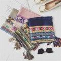 Minoría pañuelo Vendimia 2016 Diseñador Mujeres Bufanda de Invierno Bufandas de Algodón de Lino Paisley Bufandas de Regalo de Navidad Del Cabo Pañuelo Scraf