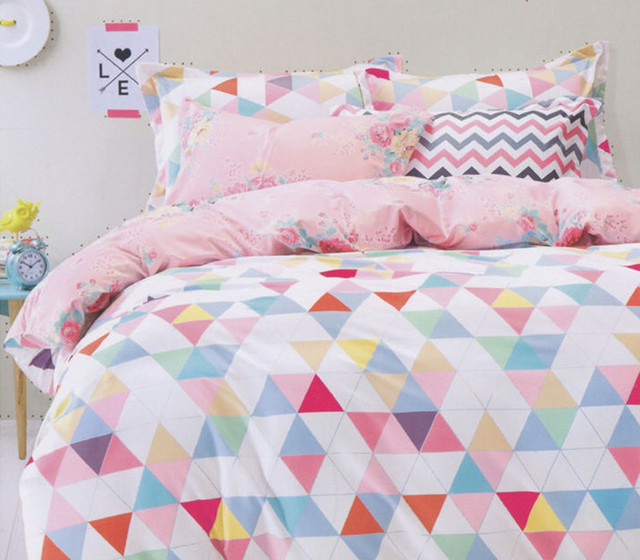 235cm*50cm 100% Cotton Bedding Fabric Duvet Cover Bed Sheets Lovely Quilt  Sewing Fabric