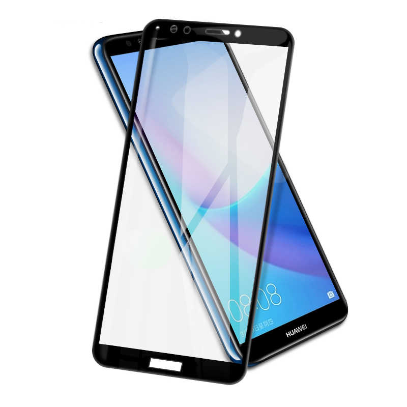 Full Cover Tempered Glass For Huawei Honor 7C 7A Pro Protective Screen Protector Glass Film For Honor 7A 7C 9H Cover Glass