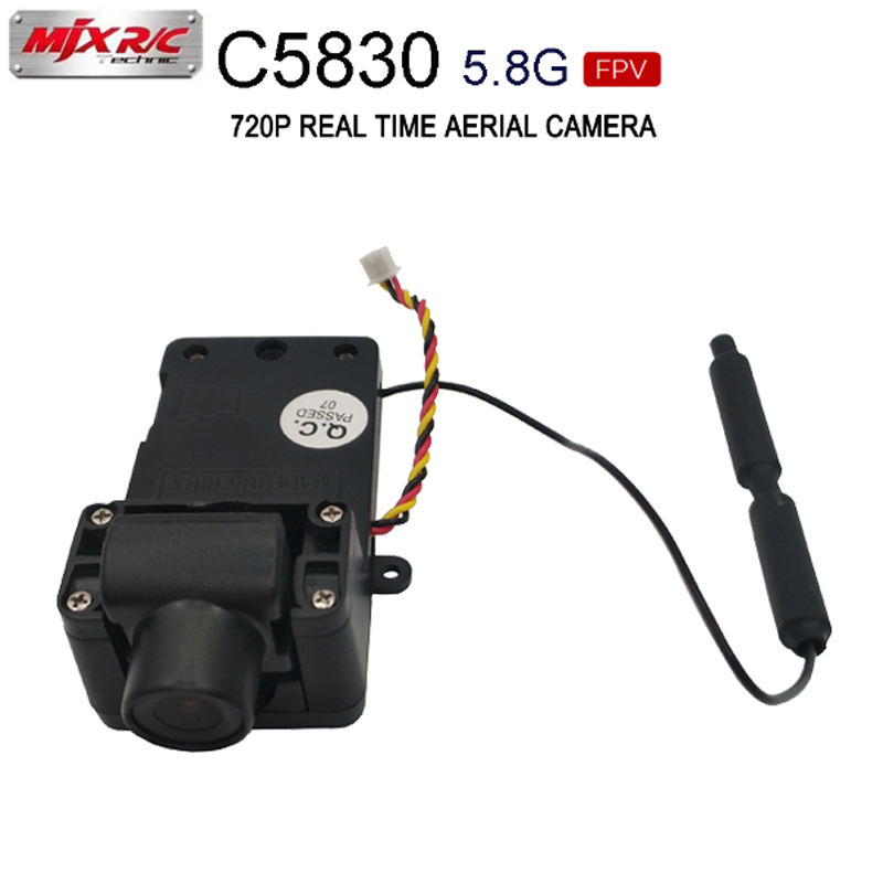 Original MJX C5830 5.8G 720P FPV Camera Spare Parts for MJX Bugs 6 B6 Professional Racing Drone RC Quadcopter Helicopter original accessories mjx b3 bugs 3 rc quadcopter spare parts b3 024 2 4g controller transmitter