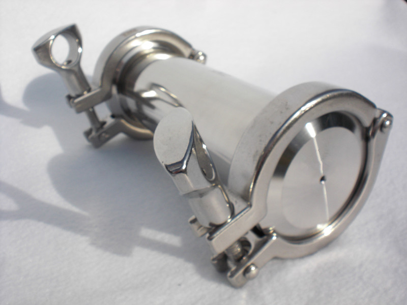 135g Open Blast Extractor Without Feet, Bho Herbal Extractors, Stainless Steel 304