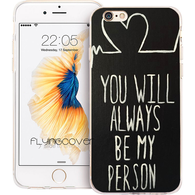 coque citation iphone x