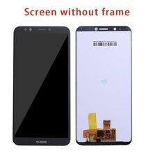 Voor HUAWEI Y7 2018 Lcd Touch Screen Voor Huawei Y7 Pro 2018 LCD Met Frame Y7 Prime 2018 LND l22 LX2 L21 L23 LX1 L29