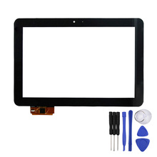 New 10.1 inch for  Multipad 4 Ultimate  3G PMP7100D3G_quad PMP7100D PMP7100D3G A1WAN06 FPDC-0085A-1 black Touch Screen
