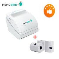 G1 MEMOBIRD Nowy Interfejs Micro USB POS Drukarki Kodów Kreskowych Drukarki Wifi Kieszonkowy Zdjęcie wysłać 3 części papieru darmowa wysyłka