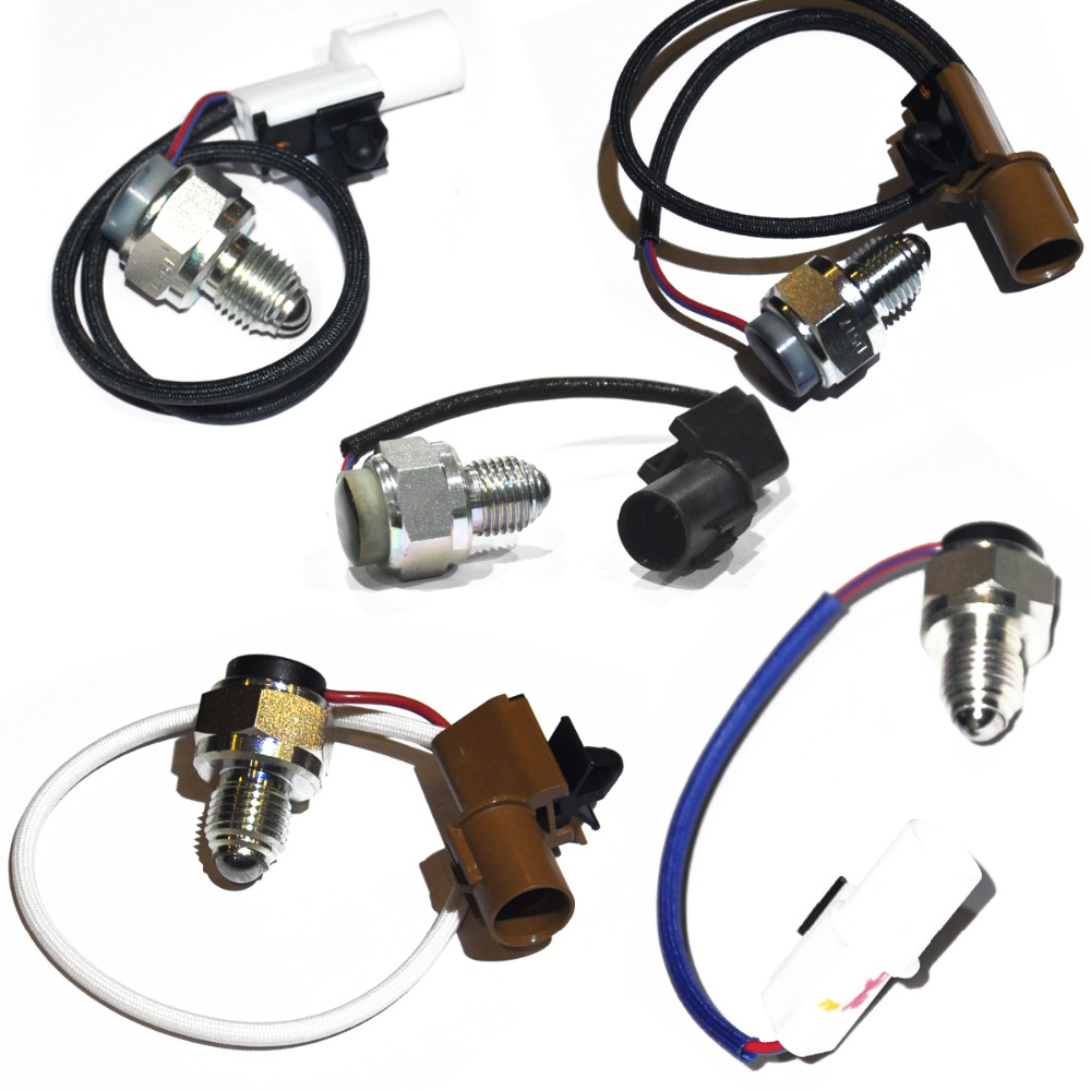 H76w ذراع التروس مصباح مفتاح تحكم واحد مجموعة MB837105 MR399237 MR399238 MR388764 MR388765