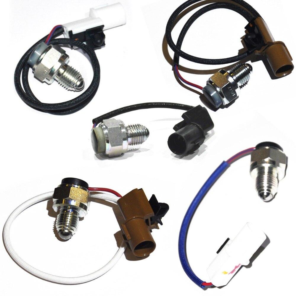 H76w SCHALTHEBEL LAMPE control SCHALTER ein SATZ MB837105 MR399237 MR399238 MR388764 MR388765