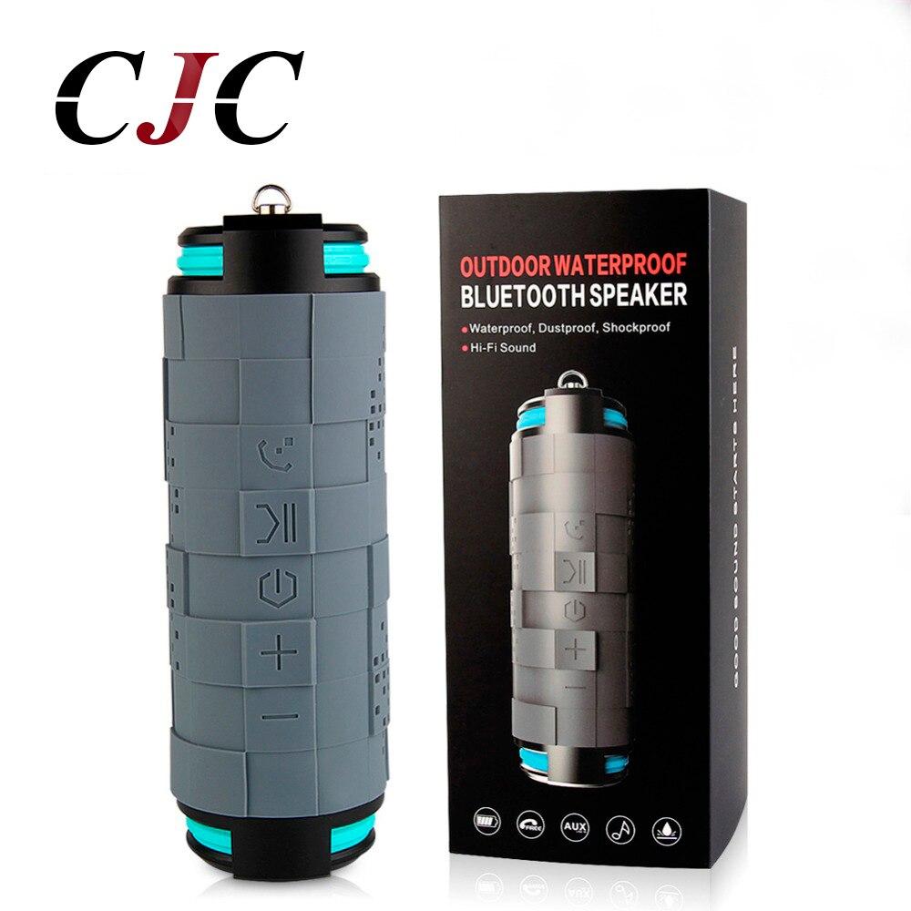 Le plus nouveau BTM610 Portable extérieur étanche antichoc Bluetooth sans fil haut-parleur de Sport gris