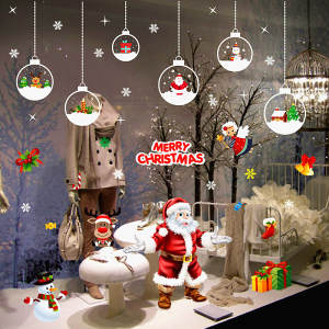 best top xmas shop window decorations list