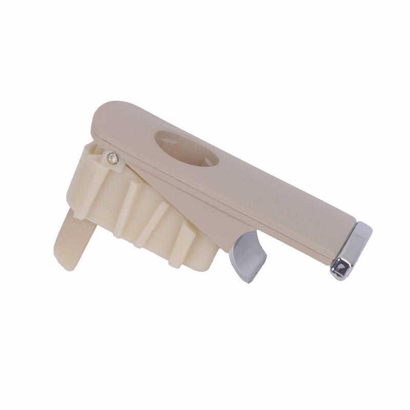 Chrome Glove Box Lock Lid Handle  (11)