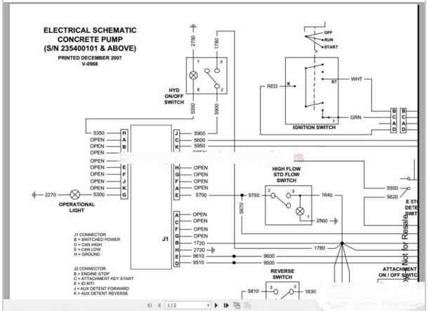 bobcat 864 wiring diagram bobcat schematics manual full set dvd full set dvd set aliexpress  bobcat schematics manual full set dvd