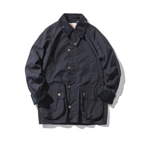 Image 3 - Mens Wax Oil Coat Waxed Waterproof Jacket Vintage Clothes Trench Coat