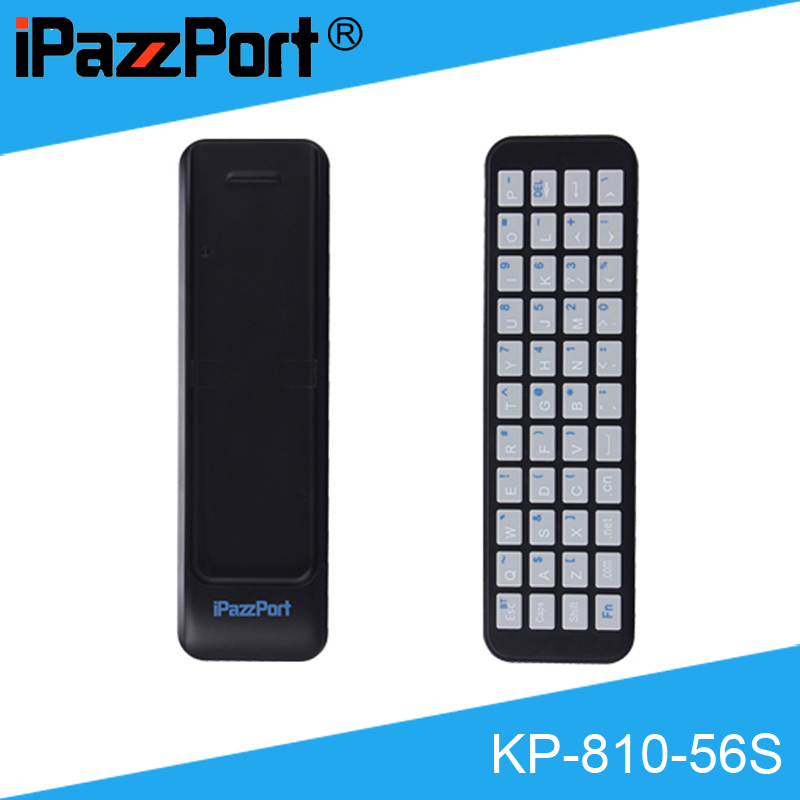 [Free Shipping] Original iPazzPort KP-810-56S Mini Wireless Bluetooth Keyboard for Apple TV 4 High Quality стоимость