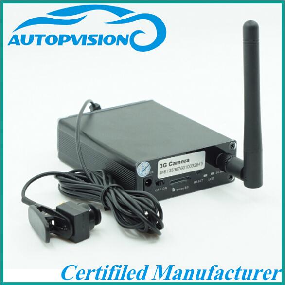 3G câmera de vigilância em tempo real. 3g câmera de rede