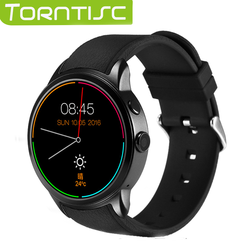 Torntisc X200 3G WIFI GPS Android 5 1 Bluetooth Smart Watch 1 39 inch Resolution 400