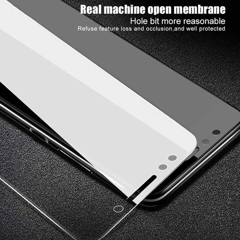 4pcs/Lot Tempered Glass Screen Protector For Xiaomi Pocophone F1 9 8 se A3 A1 A2 Lite 6X 5X MiA3 Mi9T Mi9 Mi6X Mi8 MiA2 Mi6 MiA1