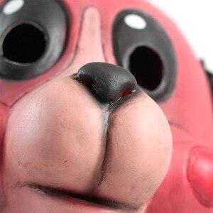 Image 5 - ハシバミマスクチャチャマスクコスプレ傘アカデミーヘーゼル衣装アクセサリーチャチャラテックスマスクハロウィンカーニバルパーティーの小道具