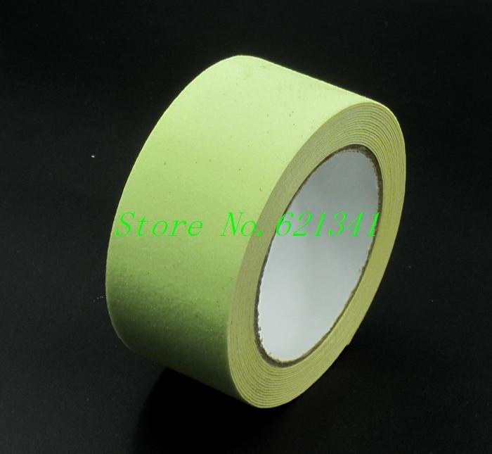 50mm X 5meter Glow In Dark Tape Luminous Tape Anti Slip