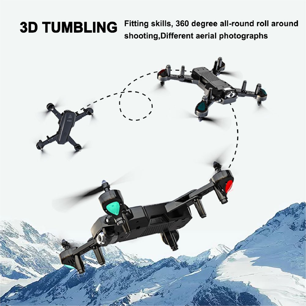 lowest price SG106 RC Quadcopter Drone with 1080P Wide Angle HD Camera Helicopter Aircraft Headless Mode Speed control One Key Return