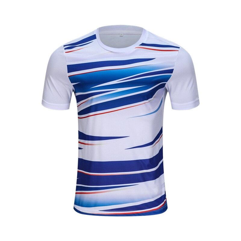 2018 Новый Для мужчин/Для женщин теннис футболки, бадминтон Trainning Упражнение футболки, спортивные Фитнес работает рубашка, спортивная одежда