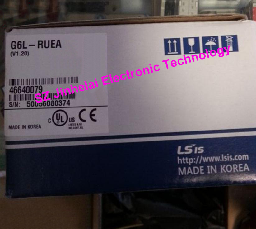 100% New and original G6L-RUEA LS Communication module,R-Net Master, 1Mbps g4f pp1d ls k300s positioning module 1axis pulse output 1mbps line drive type 1year warranty