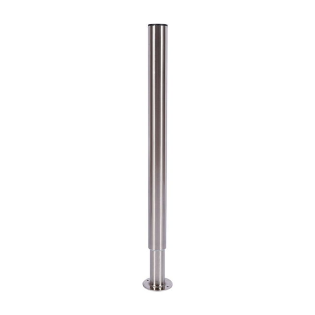 Inspirational Brushed Steel 710 1100MM Adjustable Table Leg Breakfast Bar Stands Kitchen Worktop Support New Furniture Photos - Model Of telescoping table legs Simple