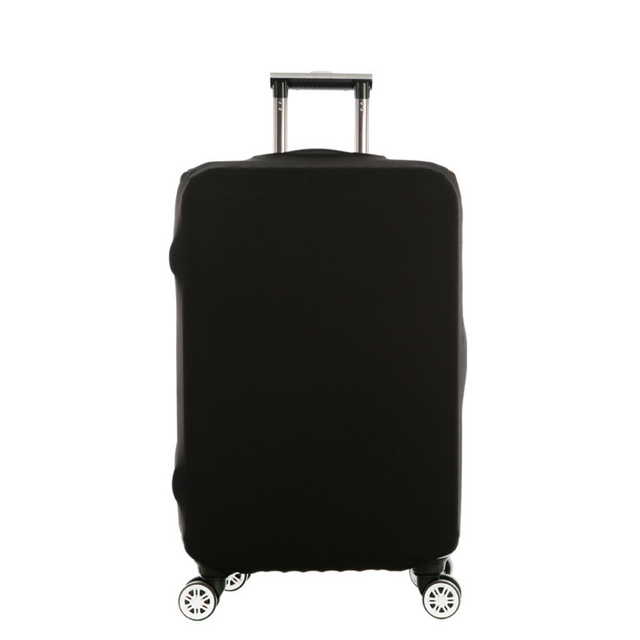 Thick Elastic Luggage Protective Cover For 18 20 22 24 26 28 30 32 inch Trunk Case Travel Suitcase Cover Luggage Covers