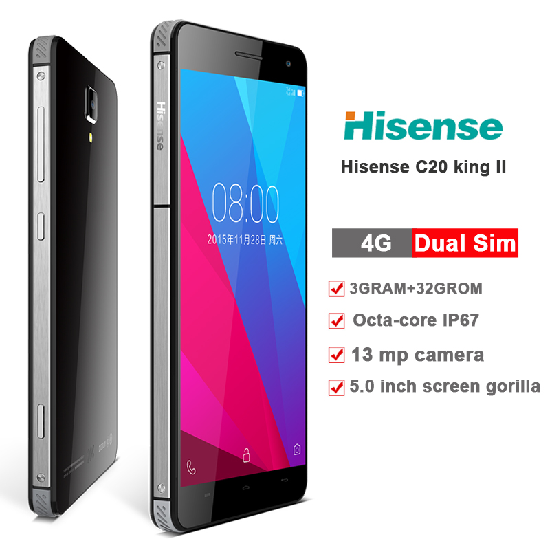 phone 4g picture more detailed picture about original hisense c20 waterproof phone 4g lte ip67. Black Bedroom Furniture Sets. Home Design Ideas
