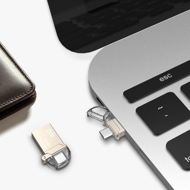 OTG USB Flash Drive PD008 8 GB 16 GB 32 GB USB2.0 met dubbele - Externe opslag - Foto 6