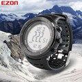 EZON H011 Smartwatch Profissional Caminhadas Série Homens Relógio Altímetro Barômetro Bússola Digital Alarme 50 Anos de Calendário Relógio de Pulso