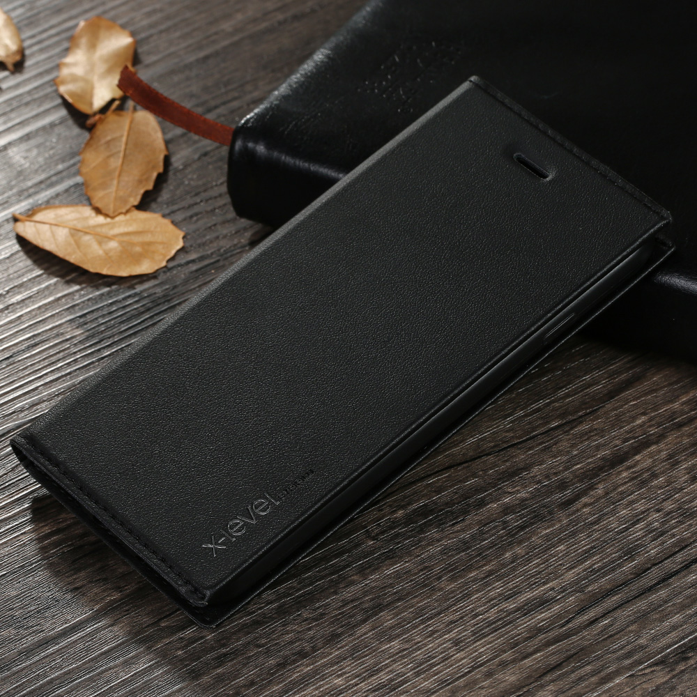 iPhone Case - Slim Wallet Style PU Leather Case