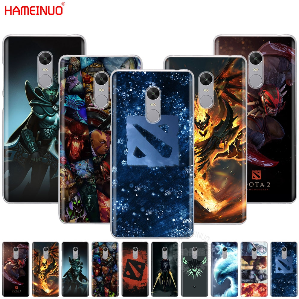 HAMEINUO Shadow Fiend Dota 2 Cover phone Case for Xiaomi ...