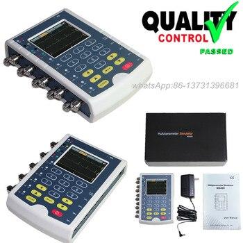 CONTEC MS400 ECG Simulator Multi-Parameter Patient Signal Generator Patient Simulator Newest 2019