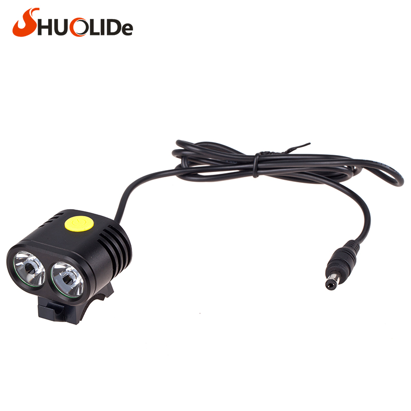 The new headlight glare CREE 2T6 Bicycle Light headlights led headlamp for camping lampe frontale  frontale farol  linterna дополнительная фара gofl glare of light gl lwl 10wr 3310