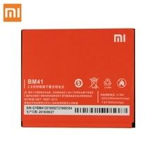 Original XIAOMI BM41 Replacement Battery For Xiaomi Redmi 1S Red rice 2  Mi 2A Authentic Phone Batteries 2050mAh