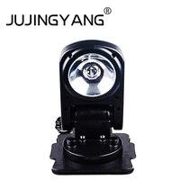 JUJINGYANG складной HID фонарик ксеноновая лампа беспроводной пульт дистанционного управления super long range лампа для крыши автомобиля
