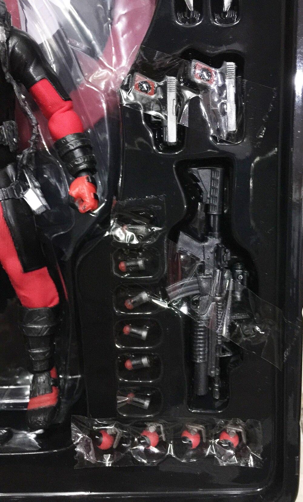 Marvel Super Hero Deadpool X-Men Mezco One 12 Action Figures Toys  (9)