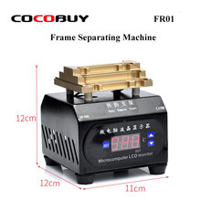 Frame Separating Machine For iPhone Series LCD Screen Frame Separator Machine  Mobile Phone Repairing Voltage 220V