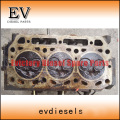 3T72 cylinder head assy For Mini Excavator