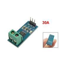 Electrical Parts 30A Range Current Sensor Module ACS712 keyes 5a range ac current sensor module for arduino