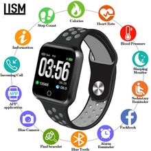 Smart Watches S226 Watch IP67 Waterproof 30Meters 15 Days Long Standby Heart Rate Blood Pressure Z6 Smartwatch PK P68