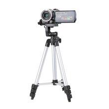 Легкий Алюминиевый Профессиональный Телескопический Камеры Держатель Стенд Штатив Для DSLR Цифоровой Зеркальный Фотоаппарат Canon Nikon Sony Видеокамера Штатив