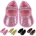 Bonito Sapatos Bbay Criança Mocassim Macio Sole 4 Cores Bebê Menina Sapatos Primeiro Caminhantes Prewalkers Casuais Primeiros Caminhantes
