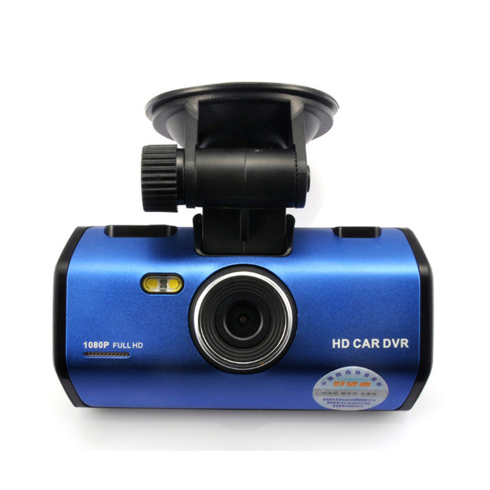 2016 New Hot 1080P 120 Degree Full HD Night Vision Car DVR Vehicle Camera Video Recorder