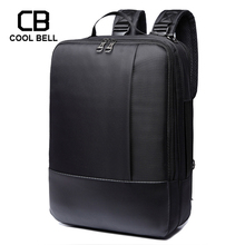 купить 2019 New China Hot Sale Men Business Backpack Male Oxford Waterproof Laptop Backpack Outdoor Sports Travel Bags Men School Bags дешево