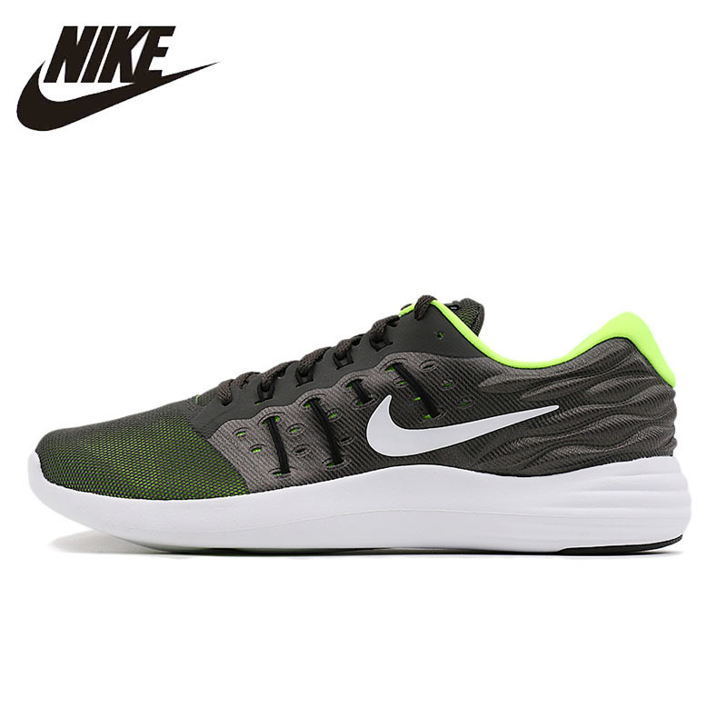 NIKE Original New Arrival Mens LUNAR Running Shoes Breathable Outdoor  Sneakers For Men#844591-