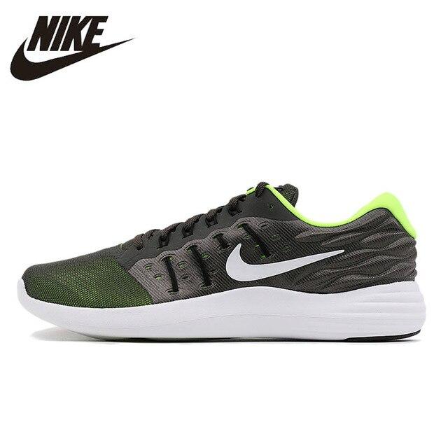 NIKE Original Nouvelle Arrivée Hommes LUNAIRE Chaussures de Course Respirant  En Plein Air Sneakers Pour Hommes