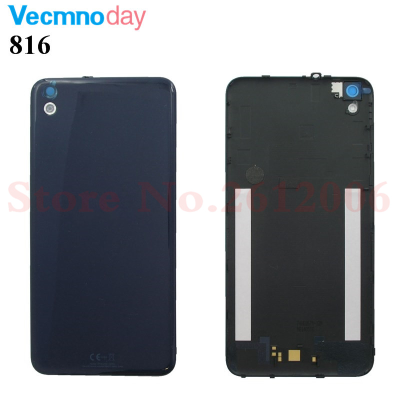 best website b8069 dc350 US $3.85 10% OFF|Good Quality For HTC Desire 816 D816 Back Cover Rear  Housing Battery Case With Camera Lens-in Mobile Phone Housings & Frames  from ...